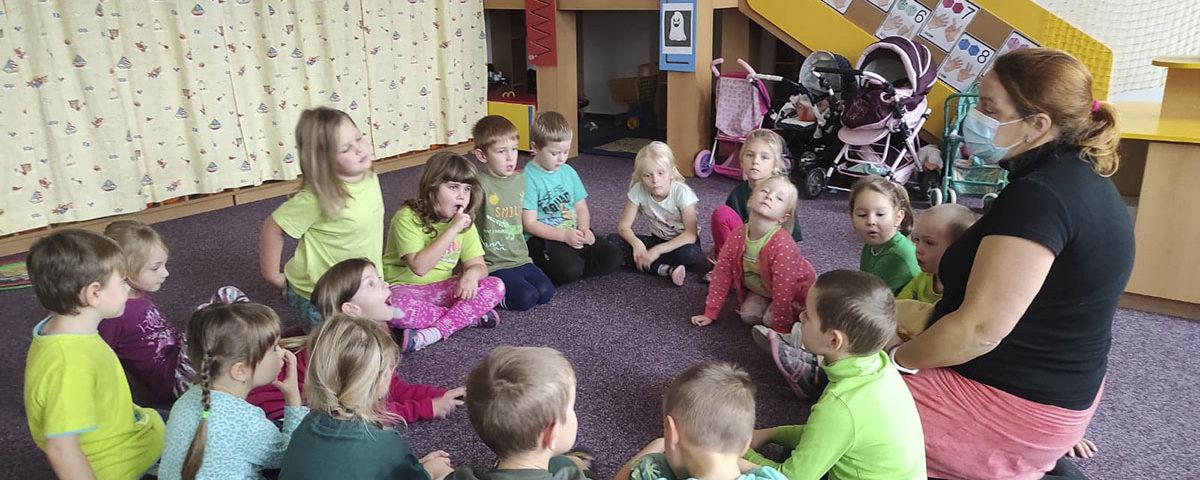 Projekt Zdraví dětem, aneb Zkus to zdravě