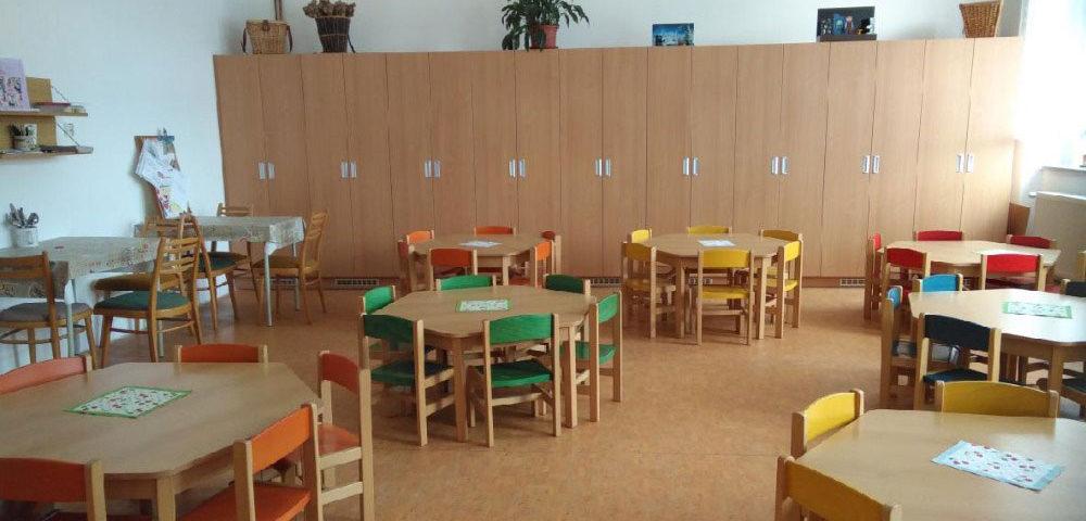 Rekonstrukce školky