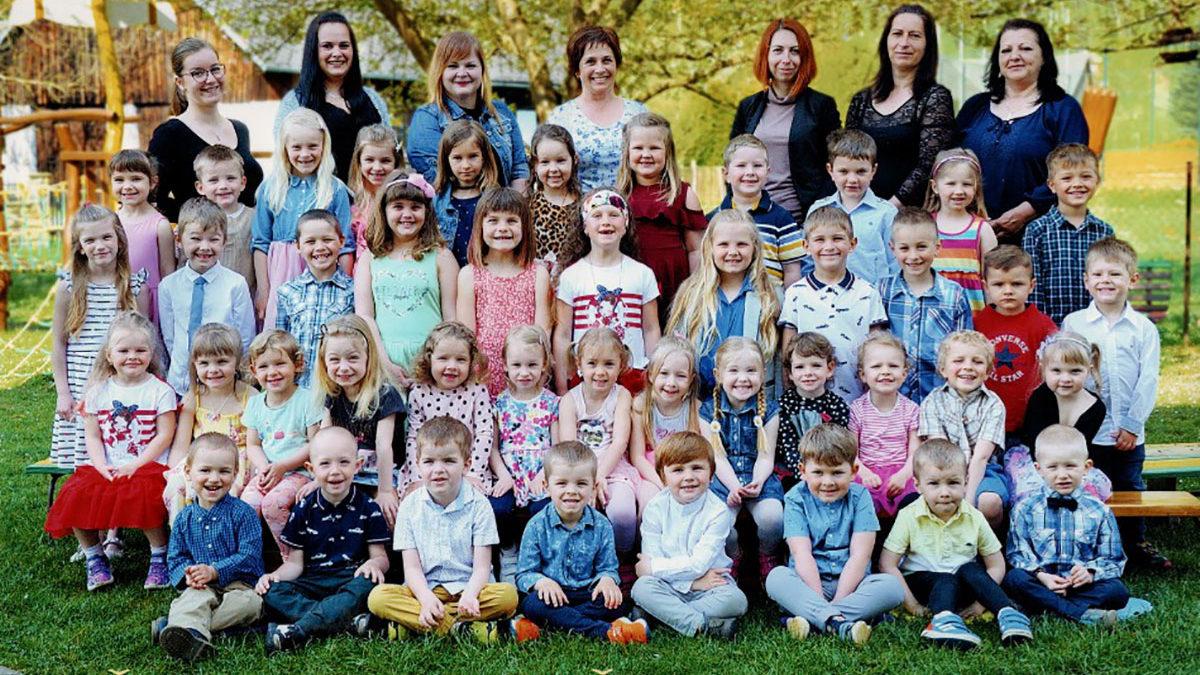 Celá mateřská škola